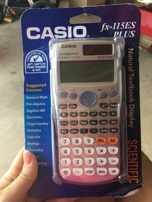 Casio calculator for Sale in Levant, ME
