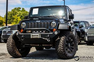 2013 Jeep Wrangler for Sale in Marietta, GA