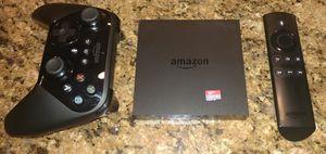Amazon 4K Fire TV Digital HD Media Streamer gaming edition for Sale in Bakersfield, CA