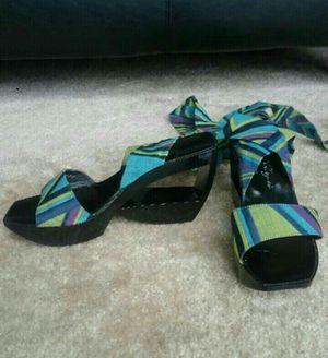 Open toe sandals for Sale in Fairfax, VA