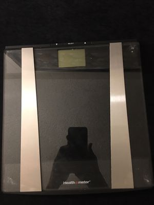 Health meter scale for Sale in Mesa, AZ