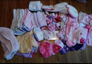 Baby girl clothes lot for Sale in Waterford, MI