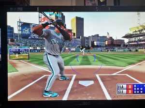 """Gaming 27"""" wide LED Monitor (2ms response), aux port for sound for Sale in Tampa, FL"""