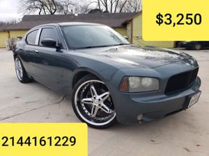 2006 DODGE CHARGER ! CASH DEAL for Sale in Dallas, TX