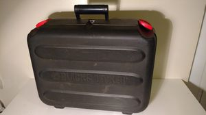 Black & Decker Power tool storage case for Sale in Columbus, OH