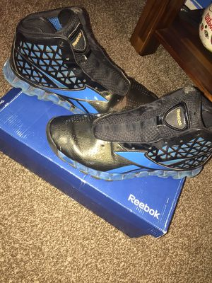 Reebok John Wall Zig Tech Slash Shoes Wizards Size 12 for Sale in Levittown, PA