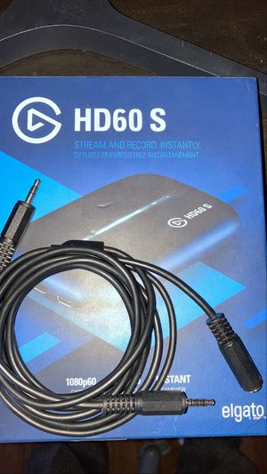 Elgato + Chatlink cable for Sale in West Haven, CT