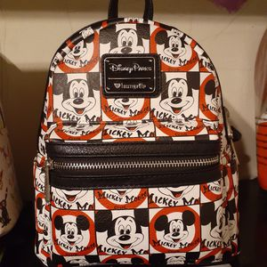 Loungefly MICKEY MOUSE CLUB disney backpack for Sale in Imperial Beach, CA
