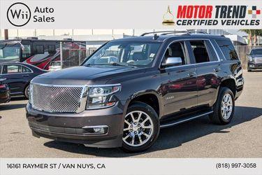 2016 Chevrolet Tahoe for Sale in Los Angeles,  CA