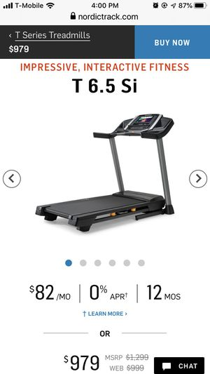 Treadmill for sale. Can deliver to you. New in the box for Sale in Pittsburg, CA