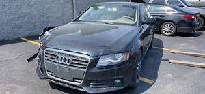 For parts 2012 Audi A4 Premium 2.0L complete car for Sale in Des Plaines, IL