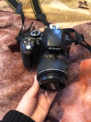Nikon D3300 + Sigma Lense For Sale $400 for Sale in Philadelphia, PA