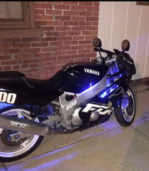 98 Yamaha FZR 600 for Sale in Frederick, MD