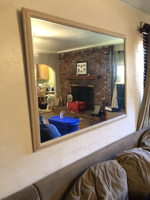 Large wall Mirror for Sale in Lakeside, CA