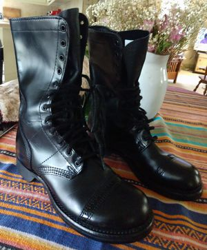 New Corcoran Men's 9.5 M Jump Military Boots 1515 for Sale in Fentress, TX