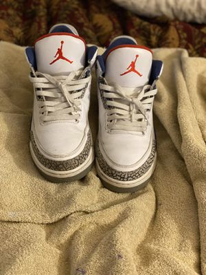 "Air Jordan 3 Retro OG ""True Blue"" for Sale in Oakland, CA"