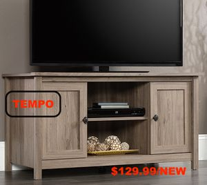 Tv Stand up to 47inch Tvs, Salt Oak for Sale in Norwalk, CA