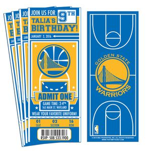 Court side warriors versus pacers tickets for the lowe for Sale in San Jose, CA