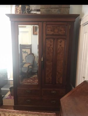 Antique Armoire Late 1800's for Sale in Plant City, FL