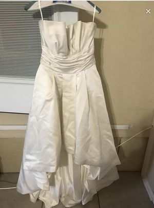 Wedding or prom dress from black and white design for Sale in Kennedale, TX