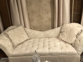 Couch With Throw Pillows for Sale in Philadelphia,  PA