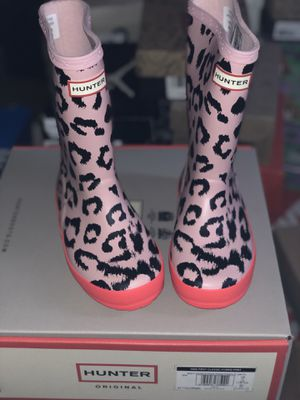 Hunter boots for girls for Sale in San Diego, CA