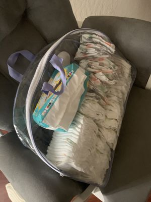 120pampers for Sale in Fresno, CA