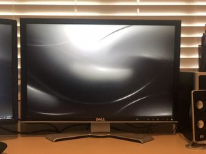 """Dell 24"""" monitor 2407WFPb for Sale in Lodi, CA"""