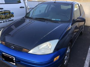 2001 Ford Focus for Sale in Santa Ana, CA
