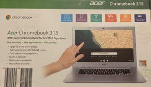 Acre Chromebook 315 for Sale in Sacramento, CA