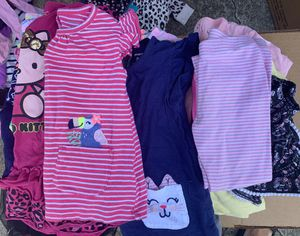 Size 2t baby girl clothes , 17 items for Sale in Lilburn, GA