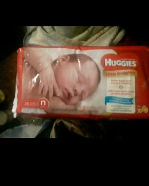 Unopened huggies for Sale in Missoula, MT