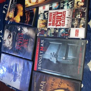 Scary Movie DVDs Bundle For Great Price for Sale in Depew, NY