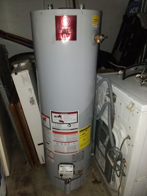 Brand New 30 Gallon Gas Water Heater/Install included for Sale in Beltsville, MD