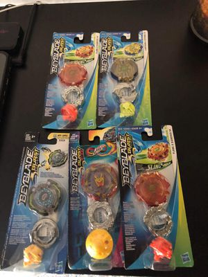 All Beyblades for 25$ or best offer for Sale in Cleveland, OH