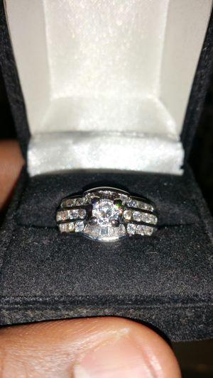 Cz engagement ring for sale my best friend sale for Sale in Detroit, MI