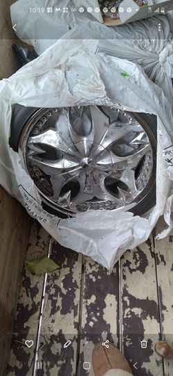 18 inch universal rims for Sale in Houston,  TX