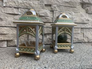 VEUC Fitz & Floyd Gregorian Collection Lanterns, 6pcs for Sale in Puyallup, WA