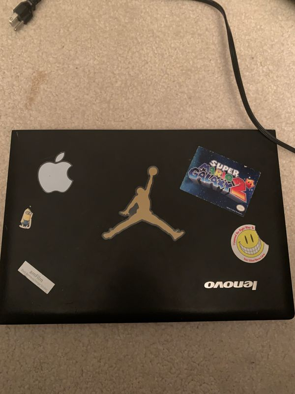 Lenovo Laptop AMD A8 with Disc drive and charger