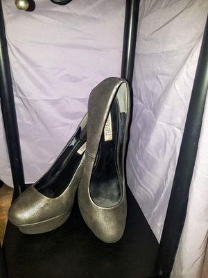 9 1/2 black heels by Jennifer Lopez for Sale in Wichita, KS