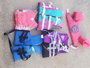 Kids life jackets for Sale in Phoenix, AZ