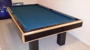 Slate top pool table for Sale in Alexandria, VA