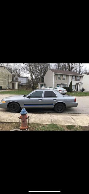 Ford Crown Victoria for Sale in Georgetown, KY