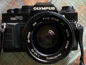 Olympus OM PC 35mm Film Camera for Sale in Los Gatos,  CA