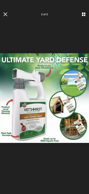 Vet's Best Flea and Tick Yard and Kennel Spray for Sale in El Cajon, CA