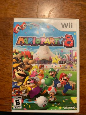 Wii Mario Party 8 for Sale in Linthicum Heights, MD