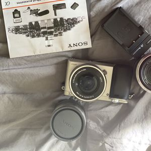 Sony A6000 for Sale in Virginia Beach, VA
