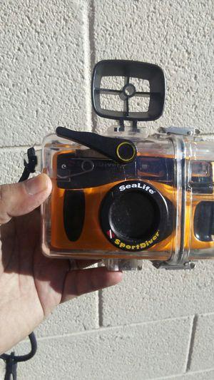 Retro film camera 35 mm. Sealife. Skydiver. for Sale in Aurora, CO