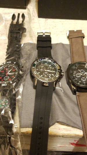 NICE MENS WATCHES for Sale in Springfield, VA