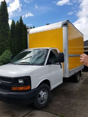 2012 Chevy Express Box Van for Sale in Vancouver, WA